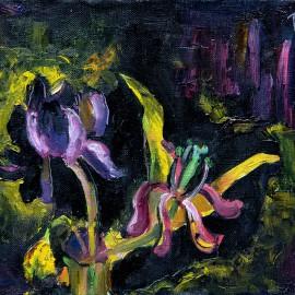 зів'ялі тюльпани